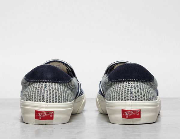 Vault by Vans x Mount Vernon Mills Slip-On LX