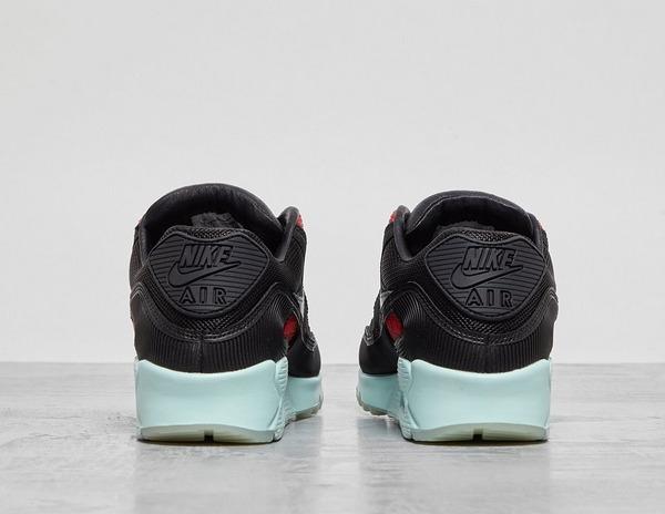 Nike Air Max 90 Marble Womens Ao1521 001 Black eBay