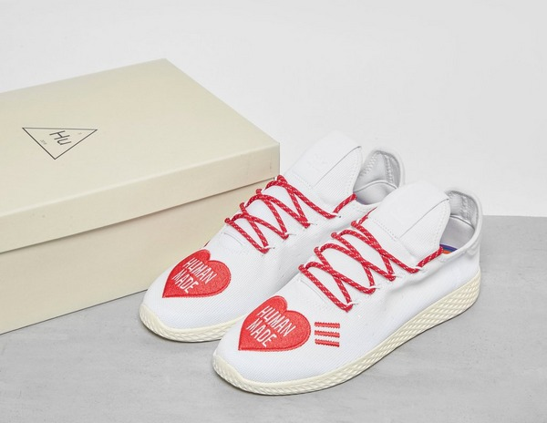 adidas Originals x Pharrell Williams x Human Made Tennis Hu