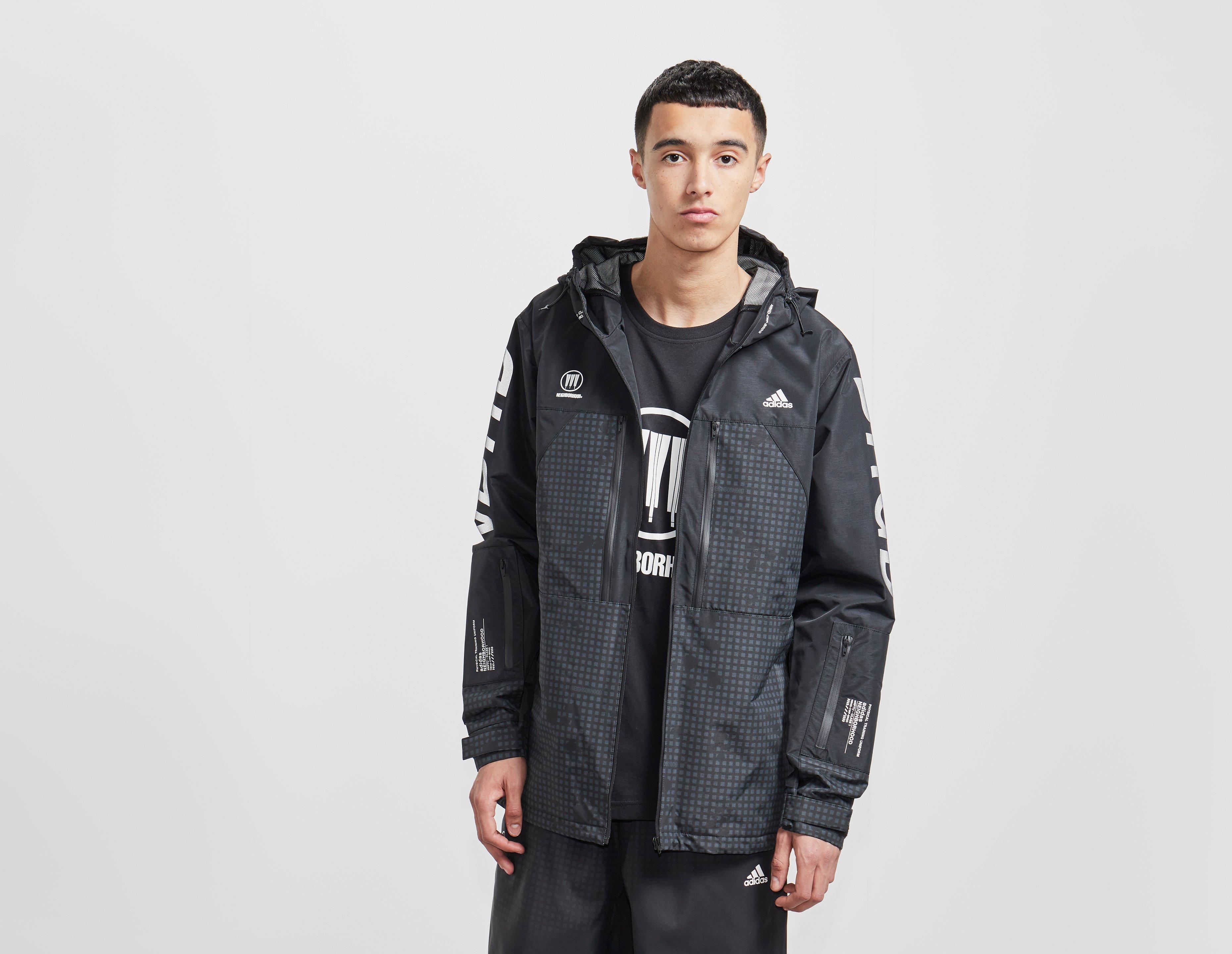 adidas x NEIGHBORHOOD Windbreaker Jacket | Footpatrol