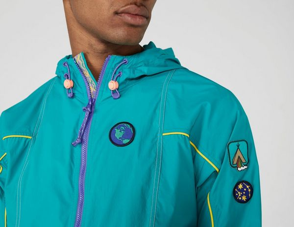 adidas Originals x Pharrell Williams Hu Hiking Packable Windbreaker