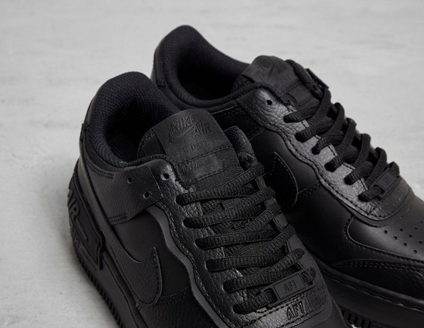 air force 1 shadow white and black