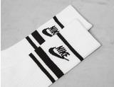 Nike Essential Stripe Socks (3 Pack)