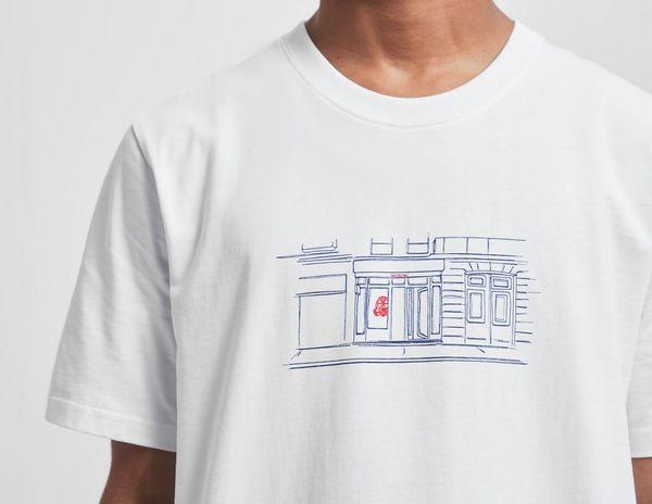 Footpatrol Paris Facia T-Shirt