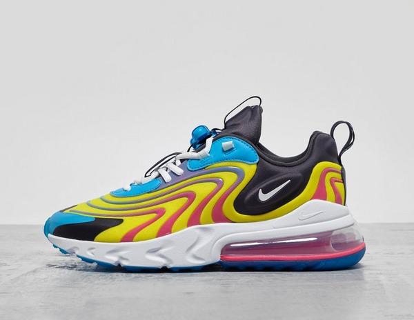 Nike Air Max 270 React ENG | Blå | Sneakers | CD0113 400