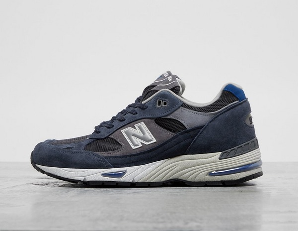 Grey New Balance 991 | Footpatrol