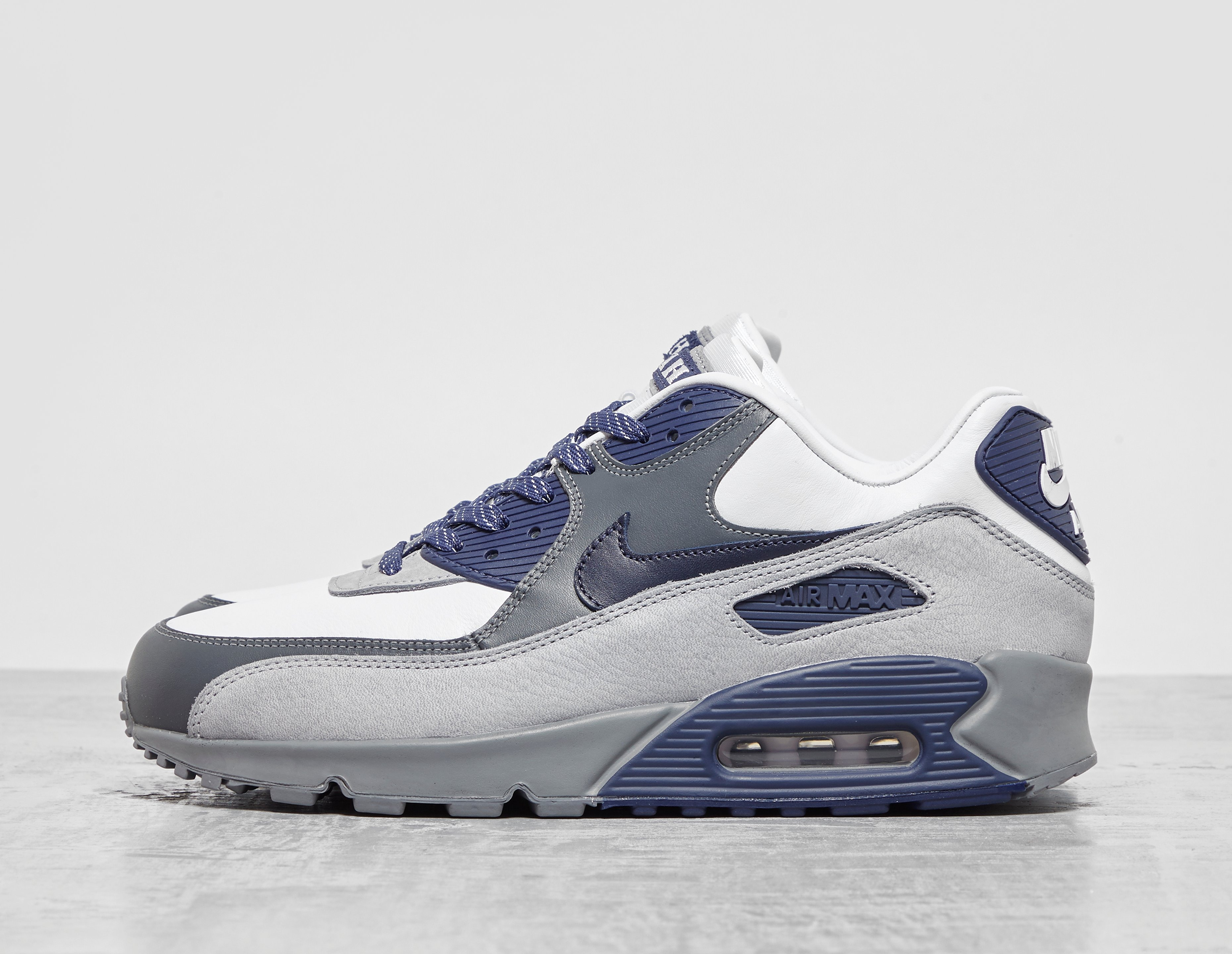 Nike Air Max 90 NRG 'Lahar Escape' Blue White Grey Men's Trainers All Sizes