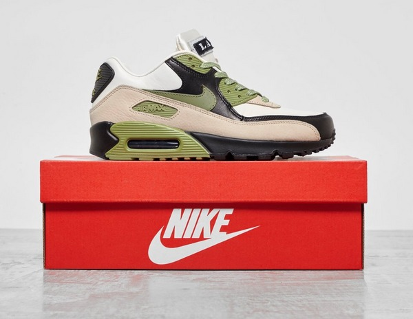 air max 90 scamoscio
