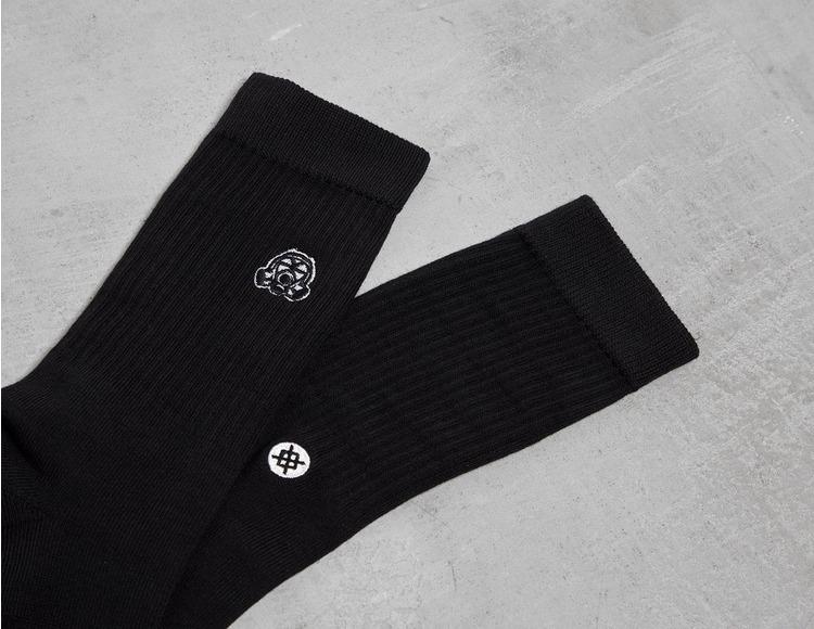 Stance x Footpatrol Gasmask Sock