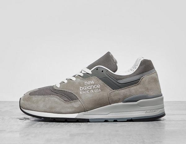New Balance 997 - Made in USA 'Grey Day' | Footpatrol