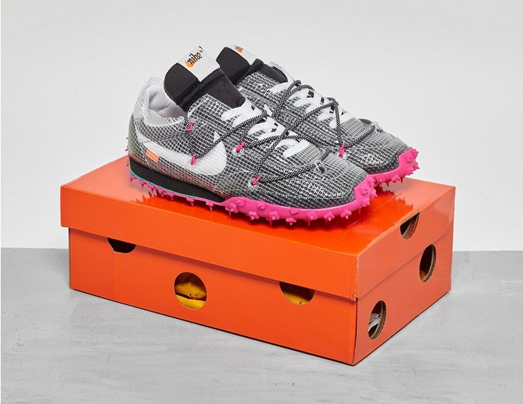 Nike Off-White Waffle Racer QS Women's