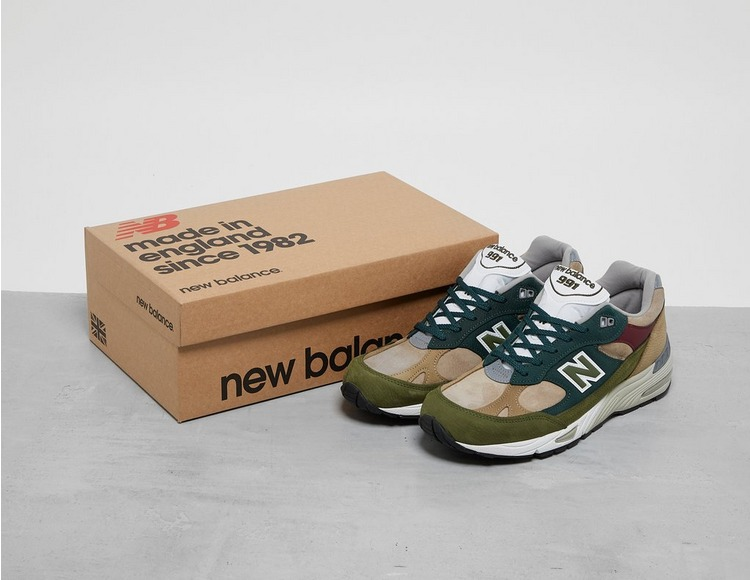 New Balance 991 Nu Block 'Made in UK'