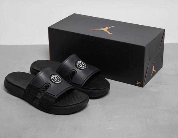 Jordan x PSG Hydro 8 Slide | Footpatrol