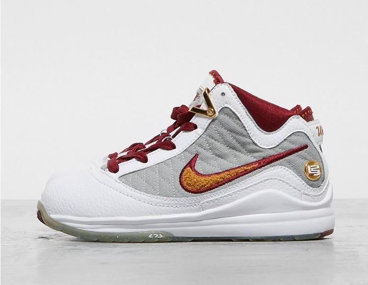 Nike LeBron VII 'Media Day' QS PS