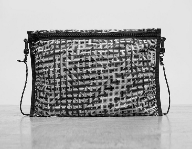 Footpatrol x FABRICK Flat 2Way Pouch Bag