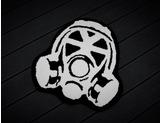 Footpatrol x FABRICK Gas Mask Rug