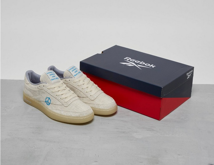 Reebok x STORY mfg. Club C 85