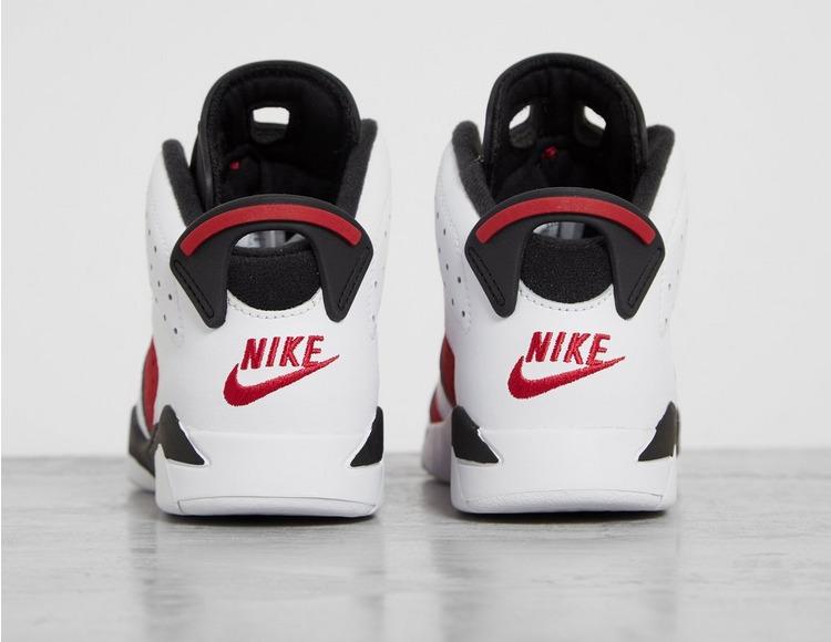 """Jordan Air 6 Retro """"Carmine"""" Children"""