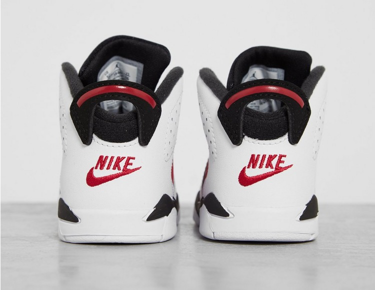 "Jordan Air 6 Retro ""Carmine"" Infant"