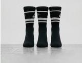 Nike Essential Stripe Socks (3 Packs)