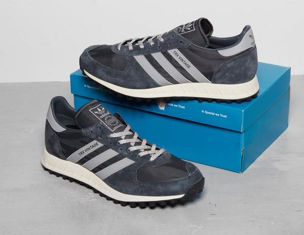 Grey adidas Originals TRX Vintage | Footpatrol