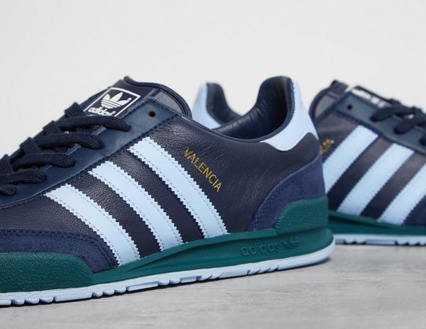 Blue adidas Originals Valencia   Footpatrol