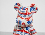 Medicom BE @ rbrick Andy Warhol Brillo 100% & 400%