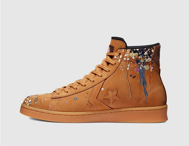 Converse x Bandulu Pro Leather High