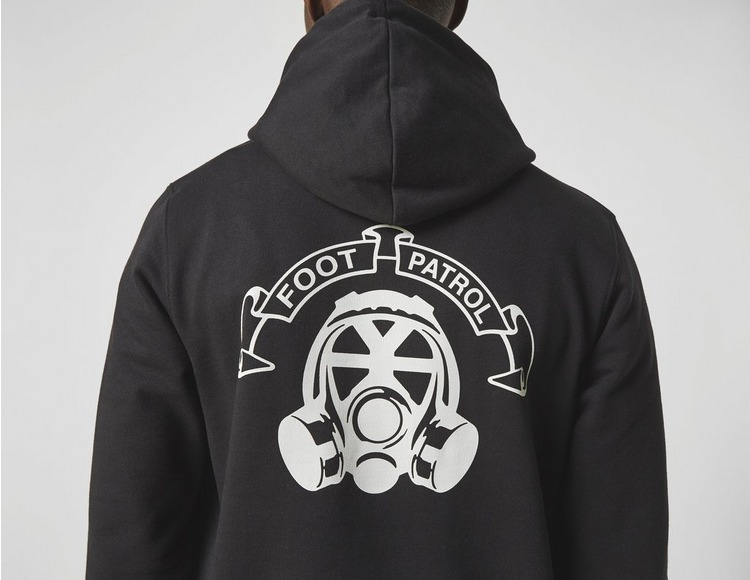 Footpatrol Gasmask Hero Hoodie