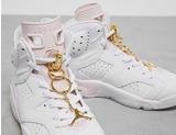 Jordan Air 6 'Gold Hoops' Women's