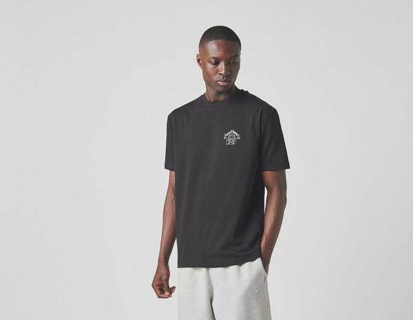Footpatrol Graph Gas Mask T-Shirt