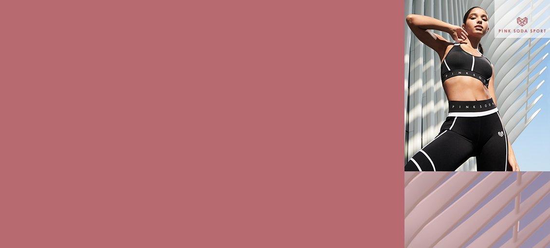 Pink Soda Sport | Women's Leggings, Hoodies, Sport Bra's