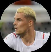 Granit Xhaka homem do jogo euro 2020
