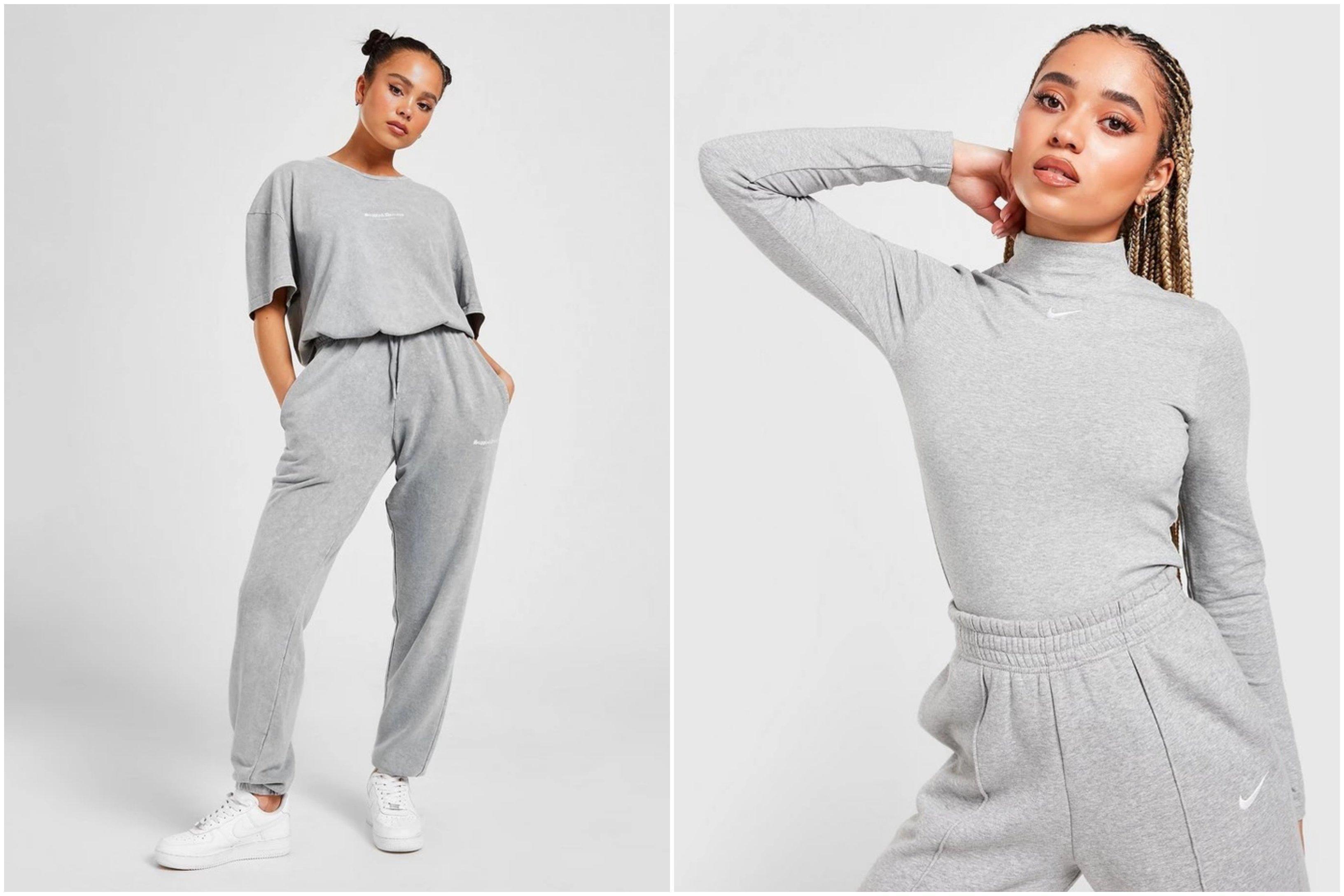 minimalistiskt grått