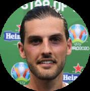 Grillitsch homem do jogo euro 2020