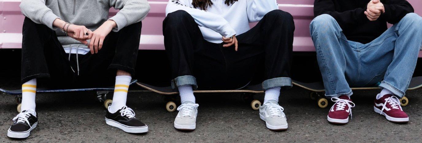 skater vans