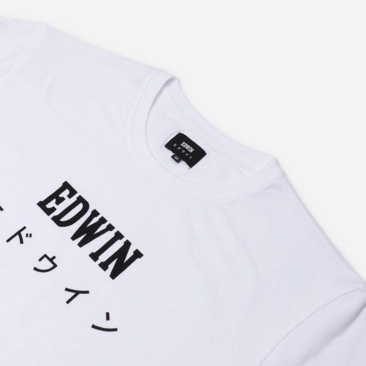 Edwin Japan Logo Short Sleeve T-Shirt