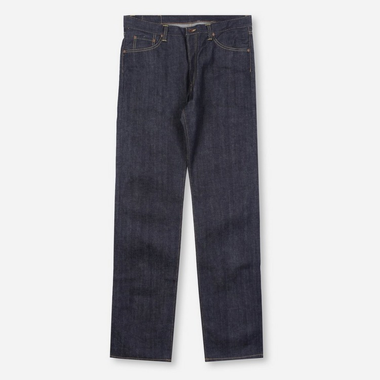 Edwin Edwin Nashville Blue Red Listed 14oz Selvage Denim