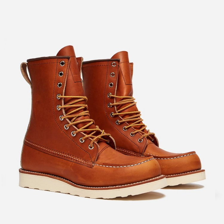 Red Wing 8'' Classic Moc Toe Boot