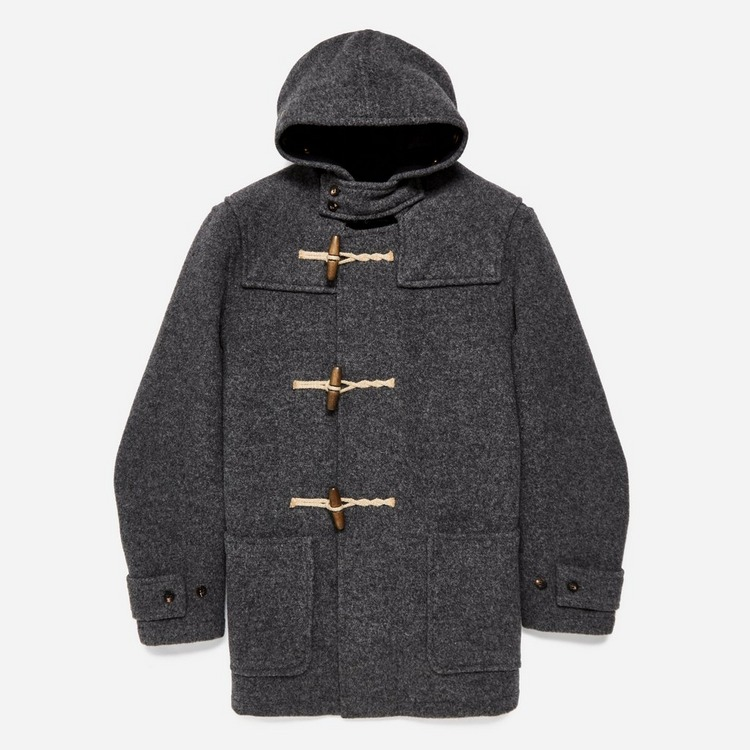 Gloverall Mid Monty Duffle Coat