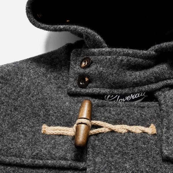 Gloverall Mid Monty Duffle Coat