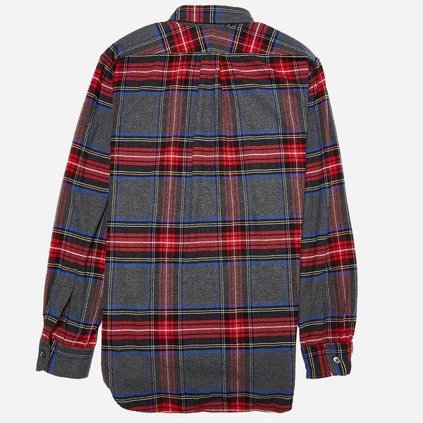 Engineered Garments Big Plaid Work Shirt