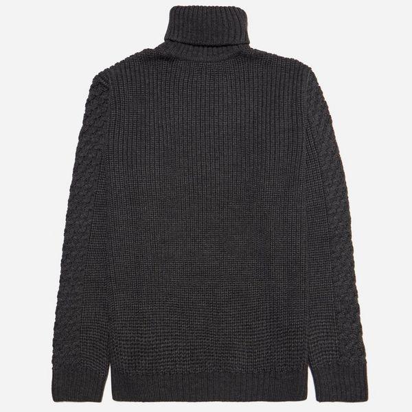 Edwin United Rollneck Sweater
