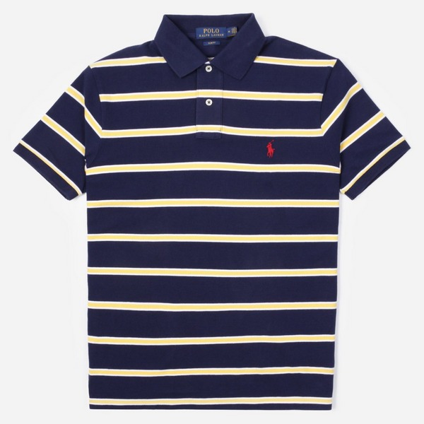 Polo Ralph Lauren Knit Stripe Polo Shirt