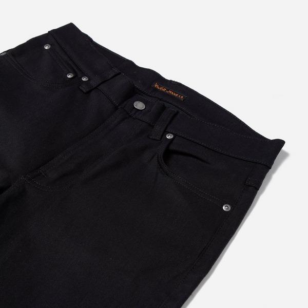 Nudie Jeans Co. Lean Dean Dry Black Jeans