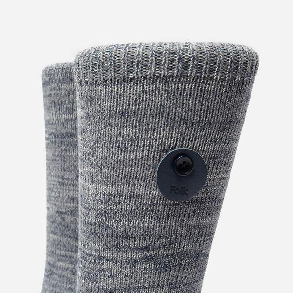 Folk Folk Melange Socks