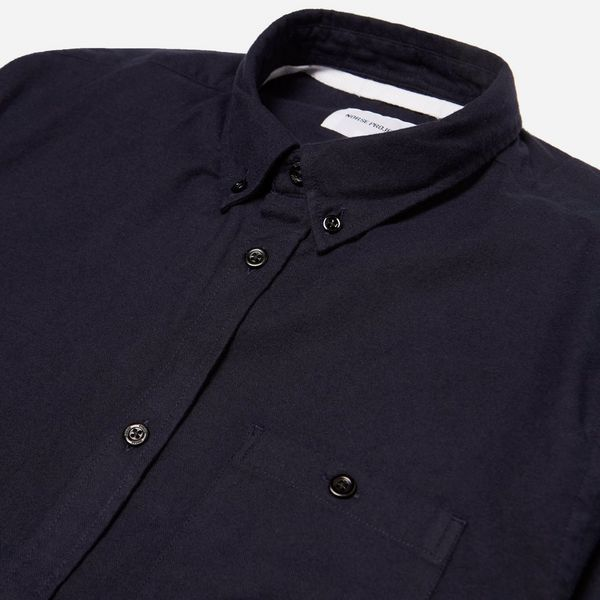 6e555f5e9f3 Norse Projects Anton Brushed Flannel Shirt | The Hip Store
