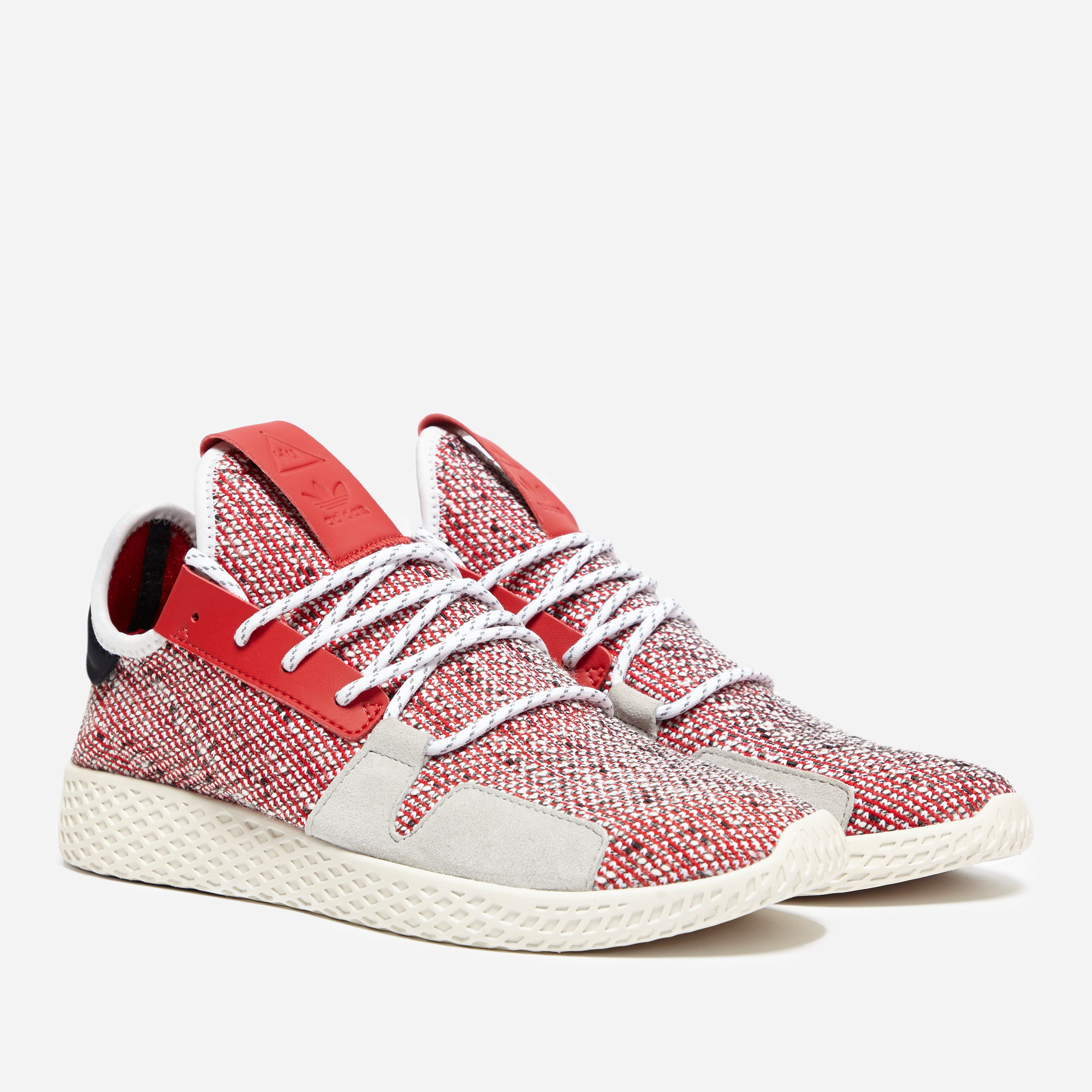 0d9f8bf2e4ba7 adidas Originals x Pharrell Williams Solar HU Tennis V2  Afro Pack ...