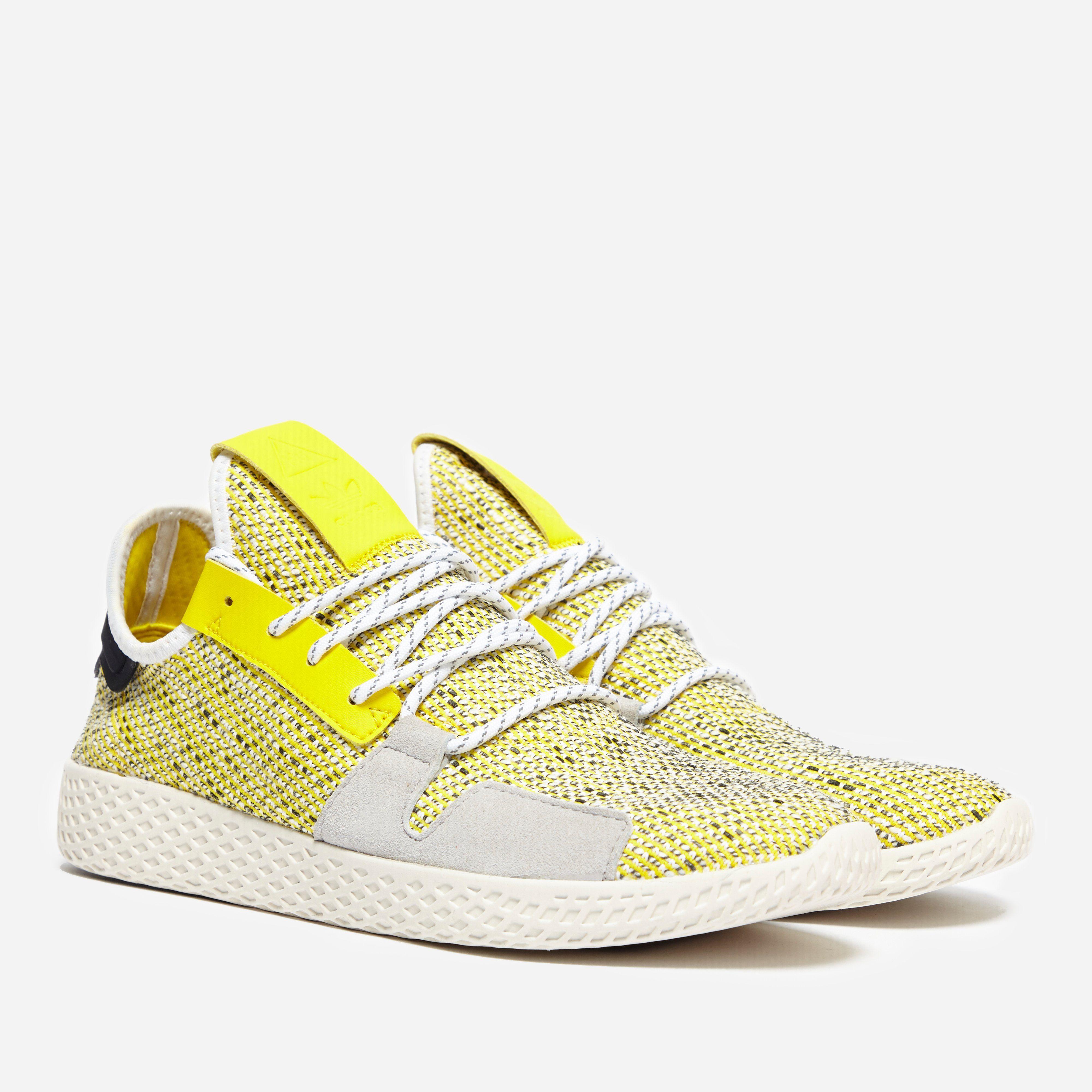284bb3cf65927 adidas Originals x Pharrell Williams Solar HU Tennis V2  Afro Pack ...
