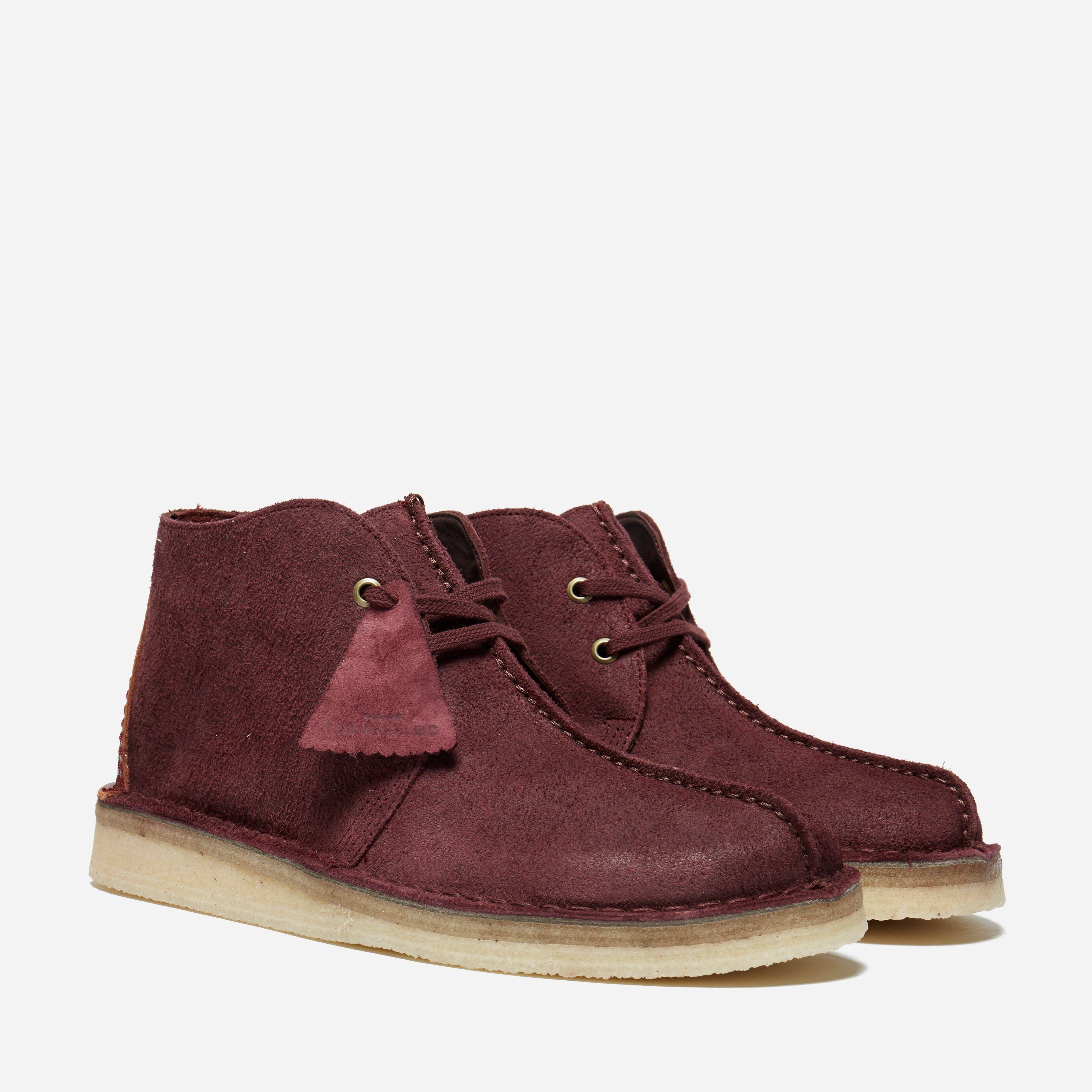 separation shoes b968b af349 Clarks Originals Desert Trek Hi   The Hip Store